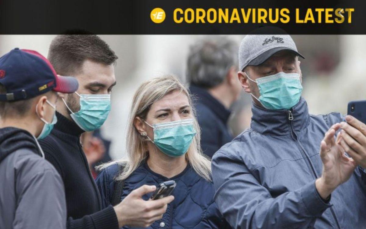 How Corona Virus Spreads