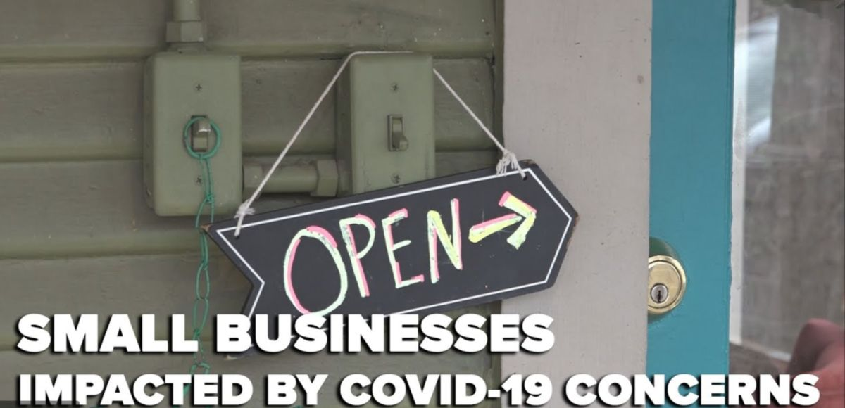 Small Businesses Impacted by COVID-19