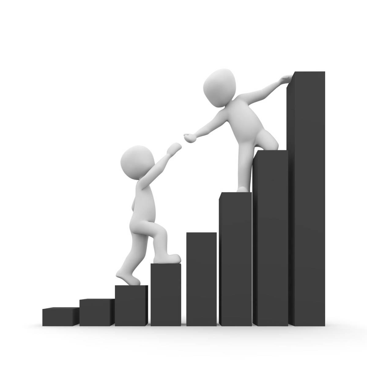 climbing up graph
